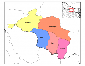 narayani_districts